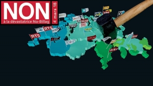 Suiza: sí rotundo a la radiotelevisión pública, no a la berlusconización