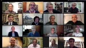 Los 19 candidatos al consejo de RTVE piden que la corporación recupere su independencia